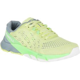 Merrell Bare Access Flex 2 E-Mesh Shoes Women Sunny Lime